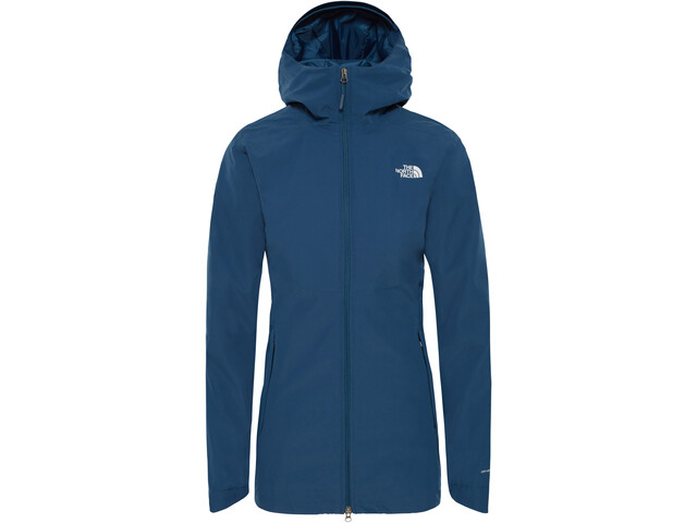 The North Face Hikesteller Parka Shell Jacket Damen blue wing teal